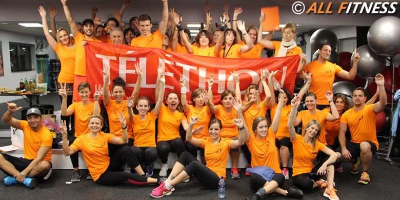 Grand Challenge Telethon par équipes-cover
